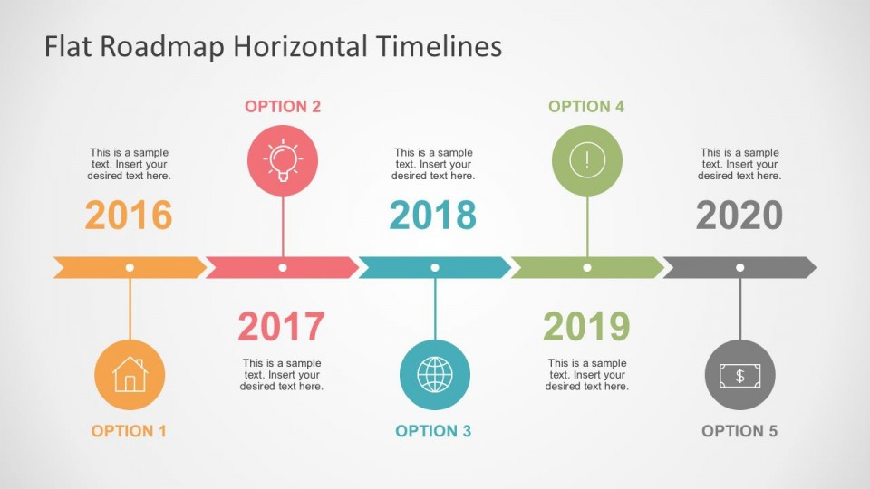 005 Striking Powerpoint Timeline Template Free Download Idea  History960