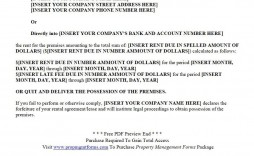 005 Striking Property Management Agreement Template Pdf Example  Contract