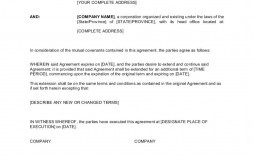 005 Striking Service Contract Template Doc Concept  Docx Simple Level Agreement