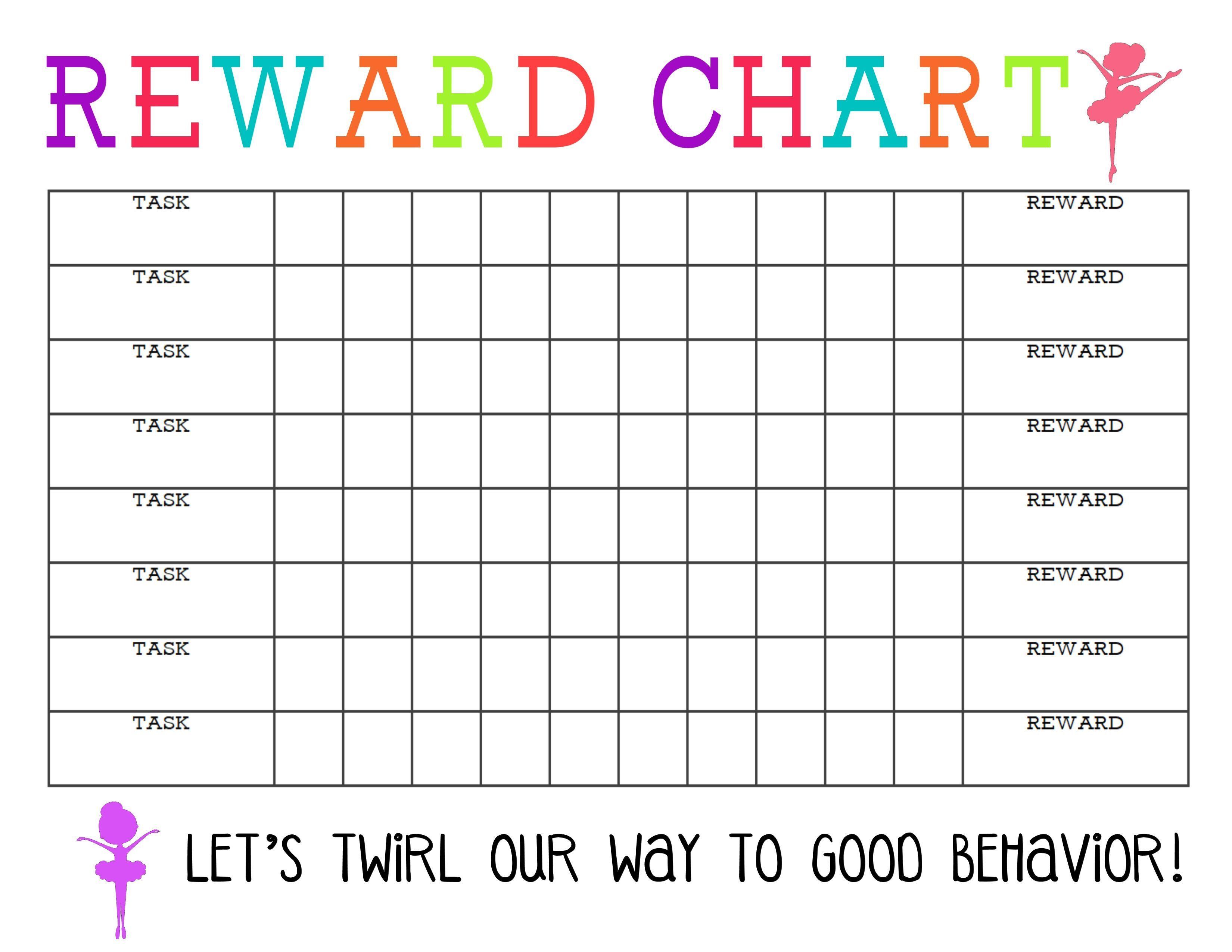 005 Striking Weekly Behavior Chart Template Image  Pdf ClassroomFull