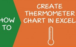 005 Stunning Goal Thermometer Template Excel Image  Chart Download Free