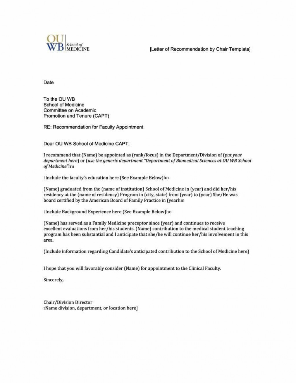005 Stunning Letter Or Recommendation Template Photo  Of For Scholarship From Teacher Reference Employee AideLarge