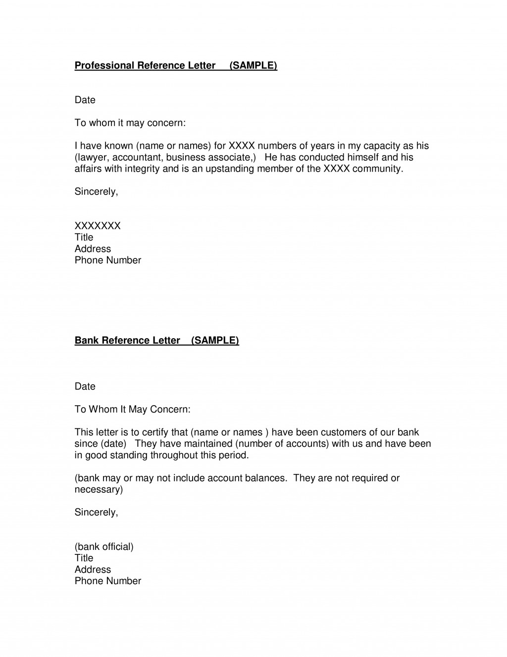005 Stunning Professional Reference Letter Template Design  Nursing Free CharacterLarge