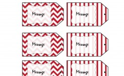 005 Stunning Template For Gift Tag Photo  Tags Blank Avery