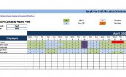 005 Stupendou 8 Hour Shift Schedule Template Inspiration  Best Rotating Example Work Day