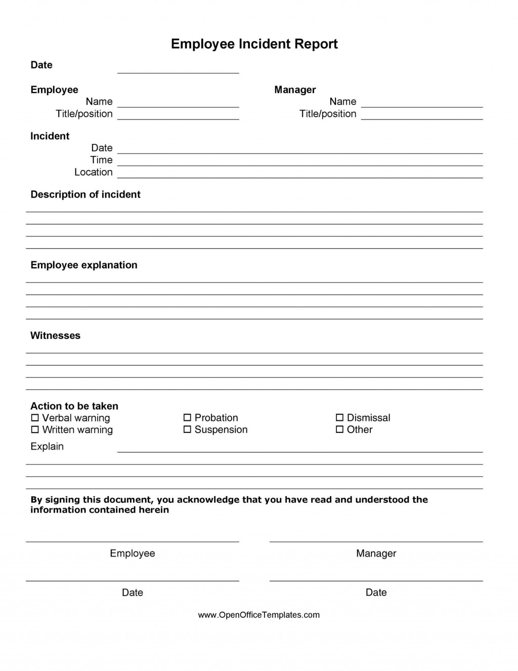 005 Stupendou Accident Report Form Template Inspiration  Templates Free Ireland HseLarge