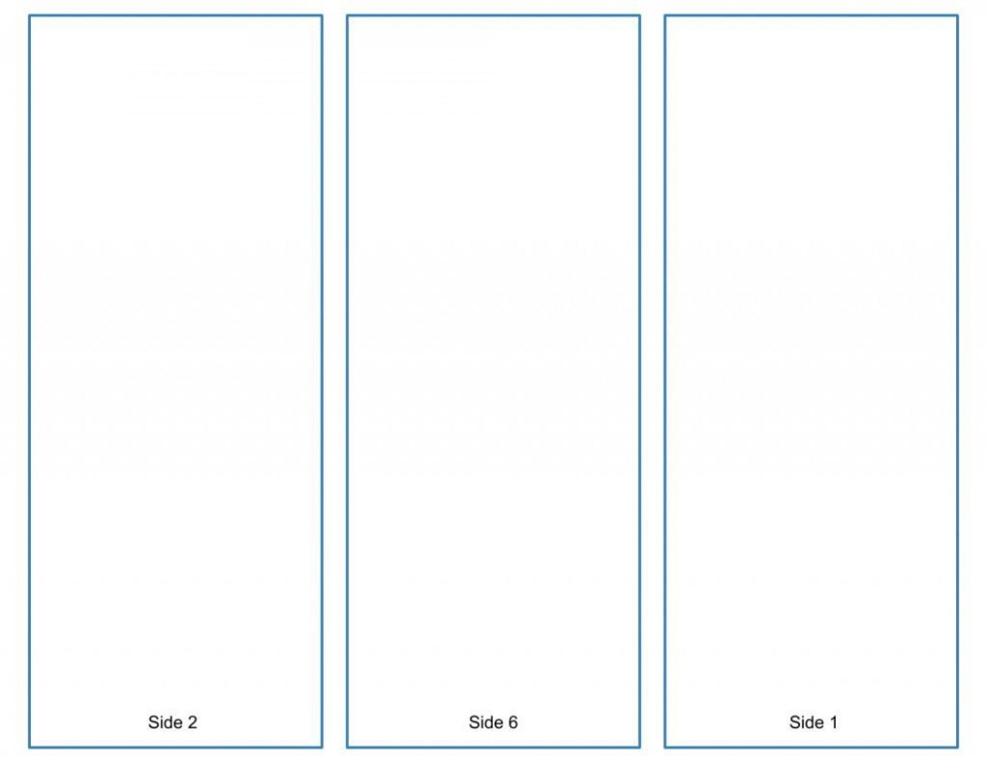 005 Stupendou Brochure Template Google Doc Idea  Blank Tri Fold Slide1920