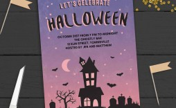 005 Stupendou Free Halloween Party Invitation Template Photo  Templates Birthday For Word