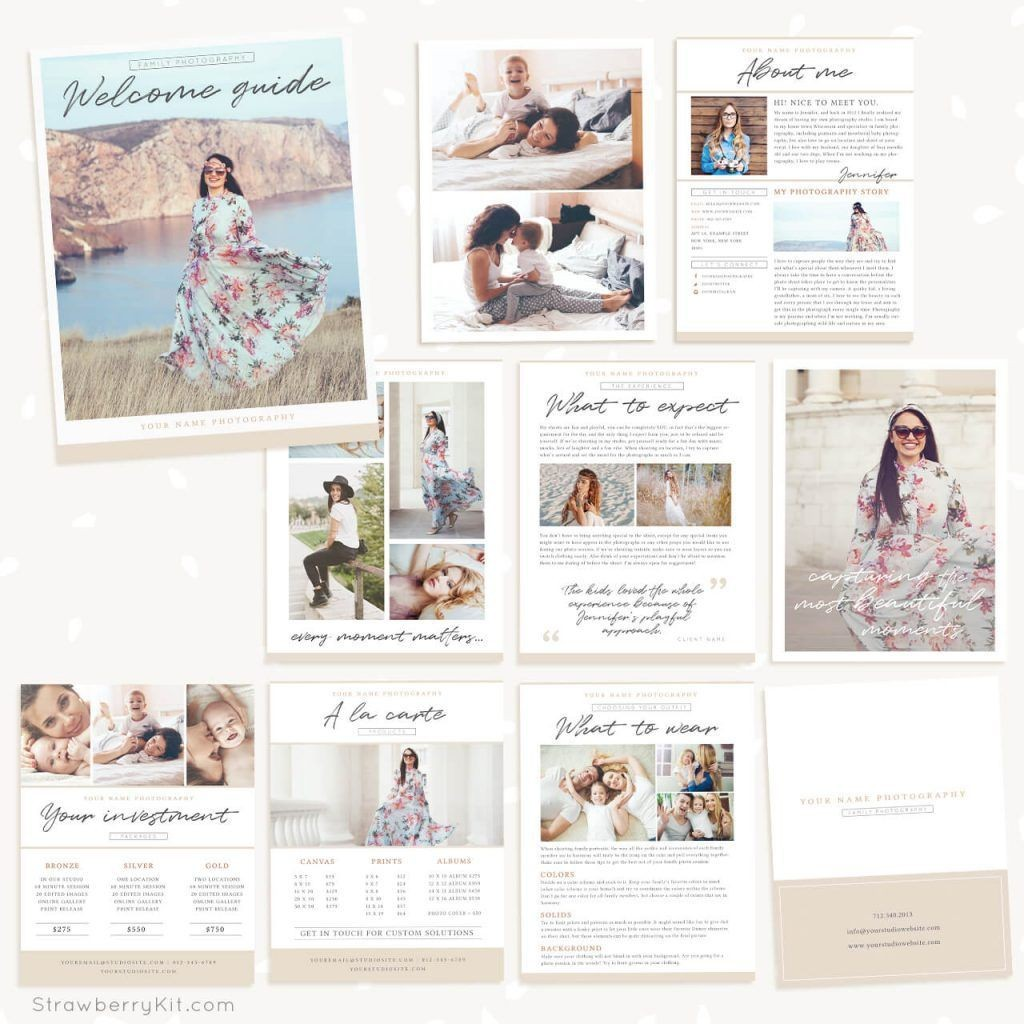 005 Stupendou Free Photography Marketing Template Design  Templates SeniorLarge