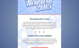 005 Stupendou Holiday E Mail Template Design  Email Outlook Christma For Message