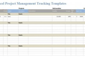005 Stupendou Project Management Tracking Template Free Excel Sample  Microsoft Dashboard Multiple