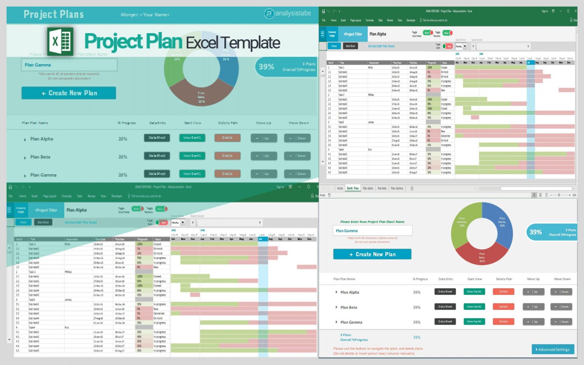 005 Stupendou Project Plan Template Excel Free Image  Action Download Xl Xlsx1920