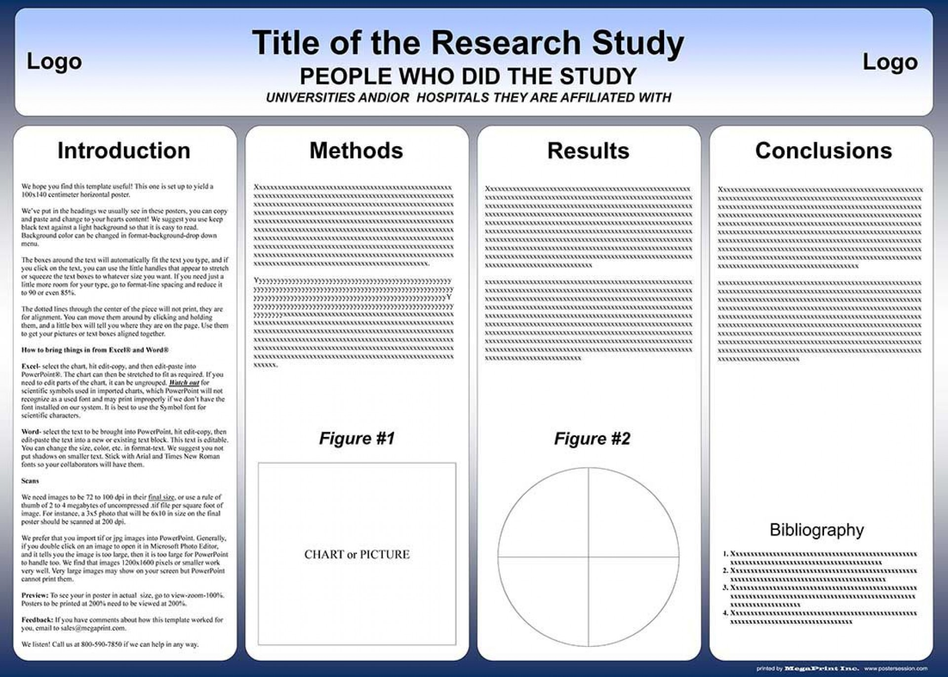 005 Stupendou Research Poster Template Powerpoint Photo  Scientific Ppt1920
