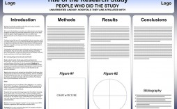 005 Stupendou Research Poster Template Powerpoint Photo  Scientific Ppt