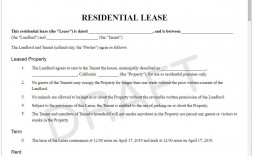 005 Stupendou Sample House Rental Agreement Template Highest Quality  Contract Lease