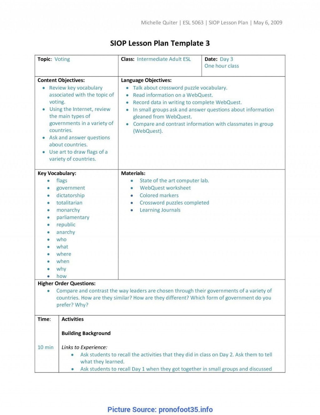 005 Stupendou Thematic Unit Lesson Plan Example High Definition  TemplateLarge