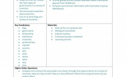 005 Stupendou Thematic Unit Lesson Plan Example High Definition  Template