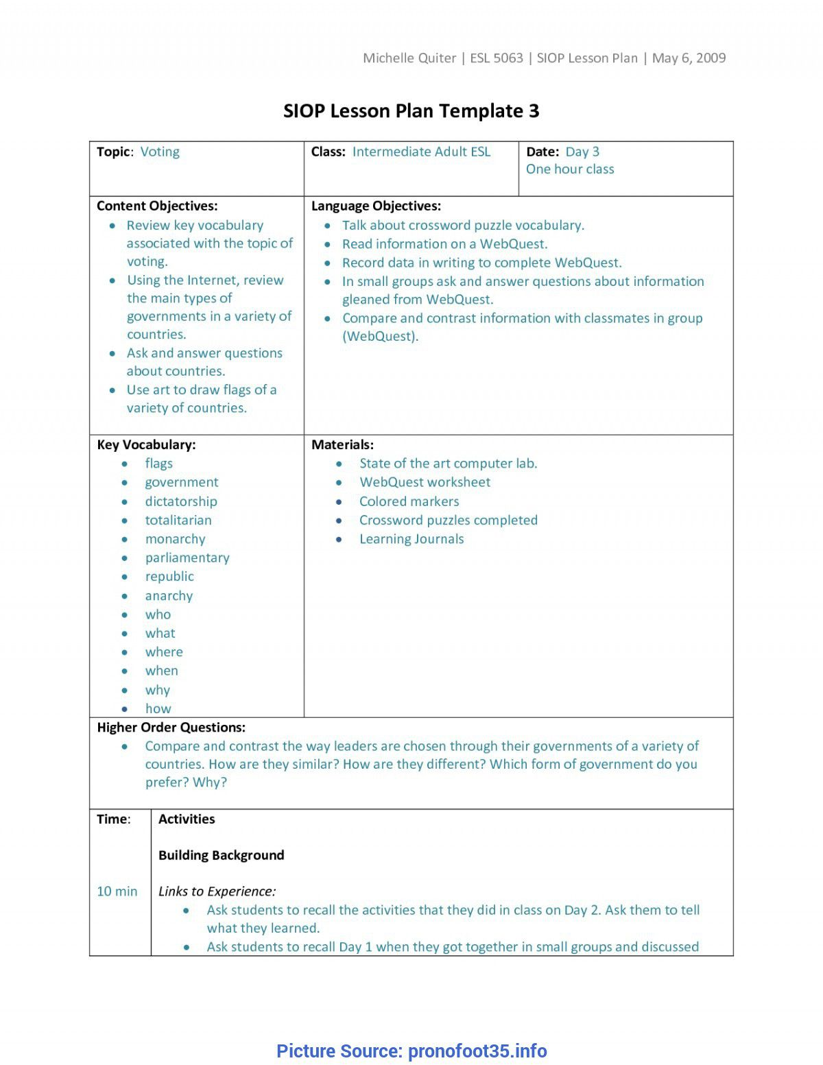 005 Stupendou Thematic Unit Lesson Plan Example High Definition  TemplateFull