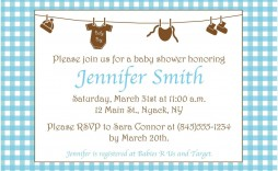 005 Surprising Baby Shower Invitation Wording Example Highest Quality  Examples Invite Coed Idea For Boy
