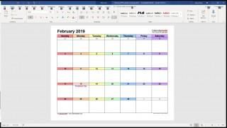 005 Surprising Calendar Template For Word 2007 Sample 320
