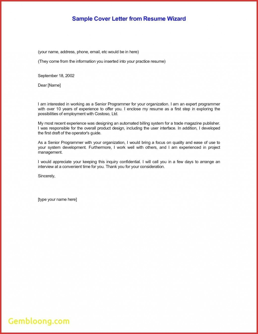 005 Surprising Email Cover Letter Example For Resume Picture  Sample Through AttachedLarge