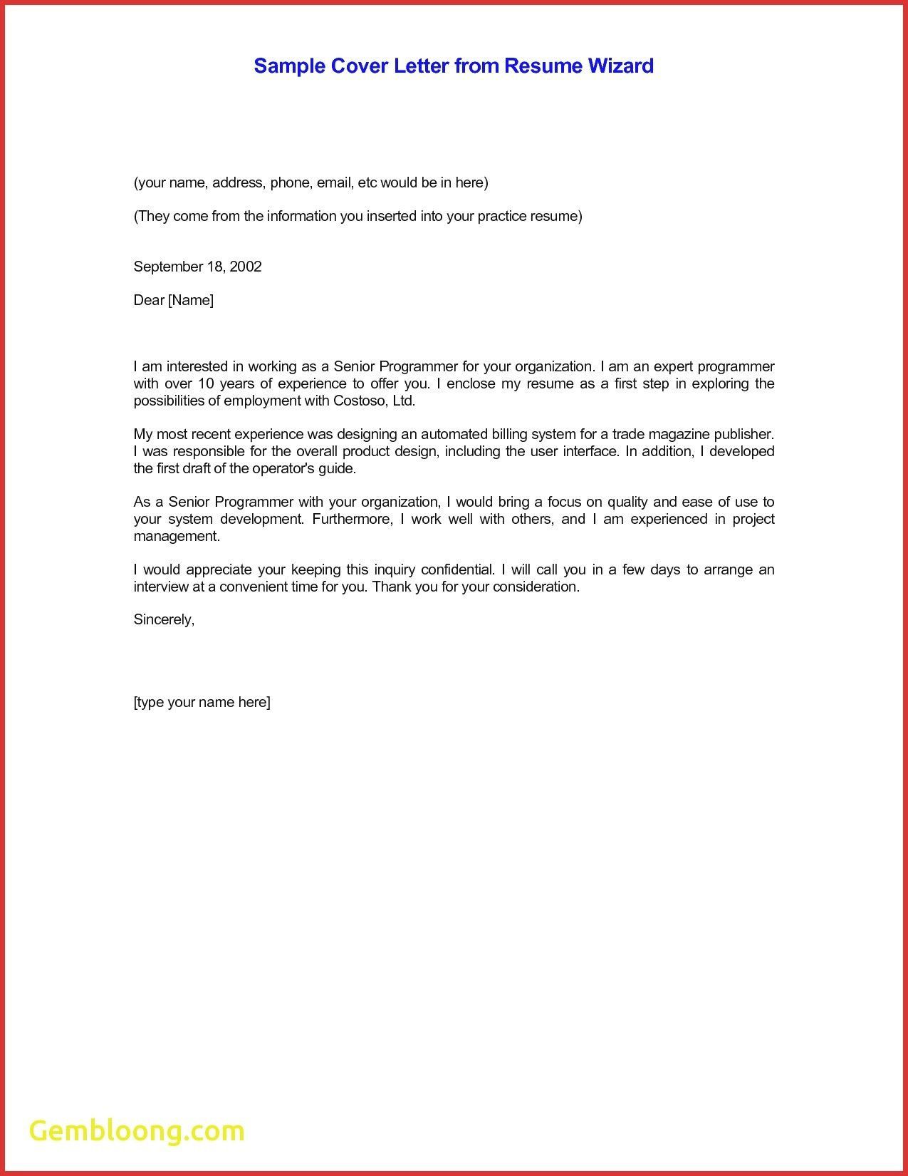 005 Surprising Email Cover Letter Example For Resume Picture  Sample Through AttachedFull