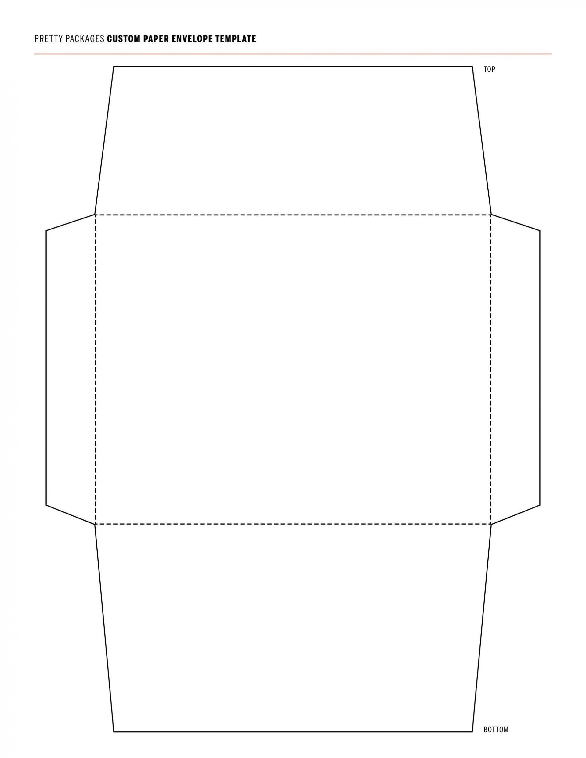 005 Surprising Envelope Template For Word Example  Avery A7 5x7 Microsoft1920
