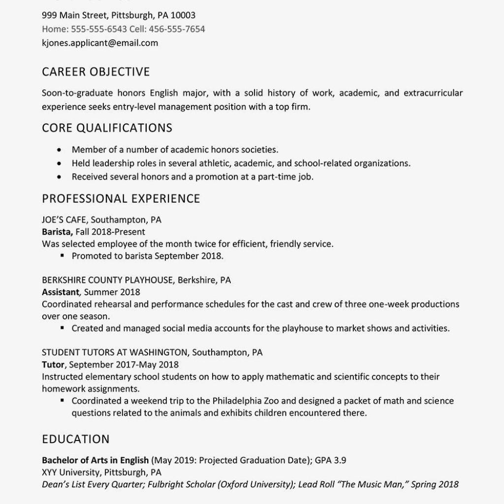 005 Surprising Grad School Resume Template Highest Quality  Application Cv Graduate For AdmissionLarge