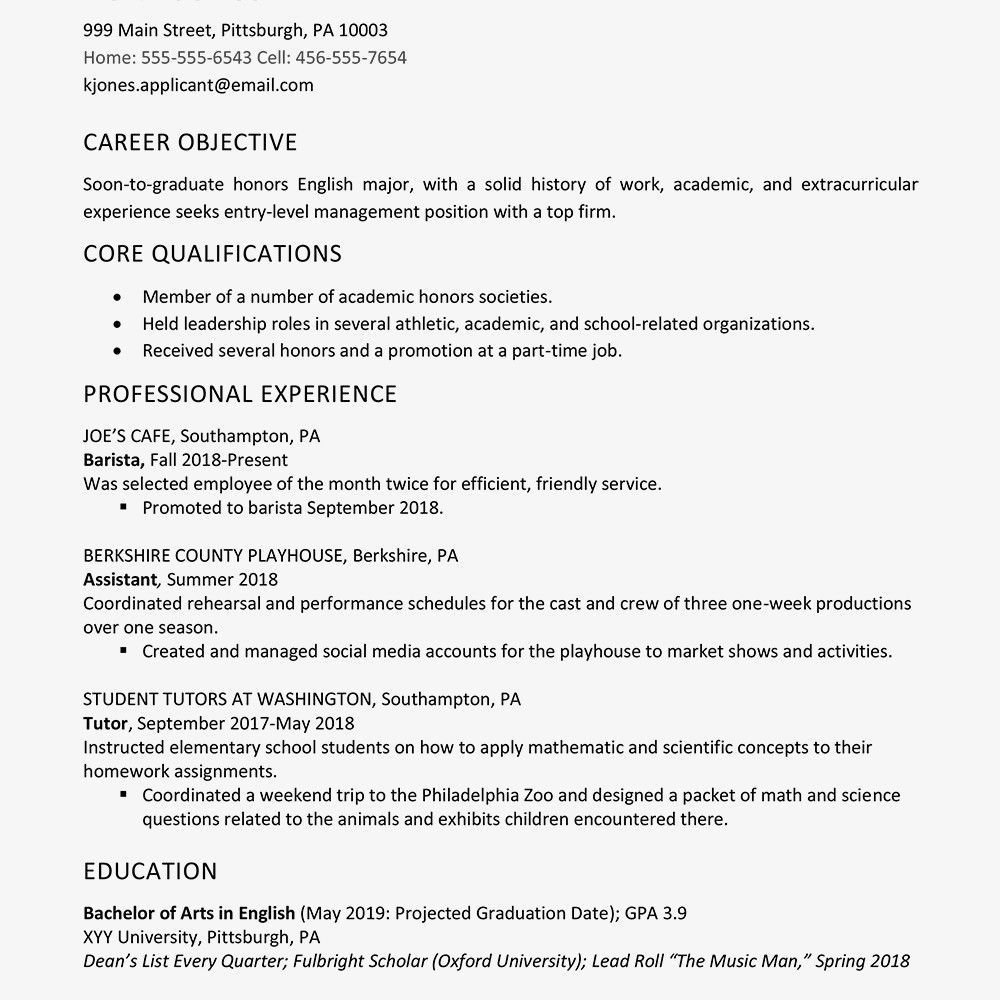 005 Surprising Grad School Resume Template Highest Quality  Application Cv Graduate For AdmissionFull