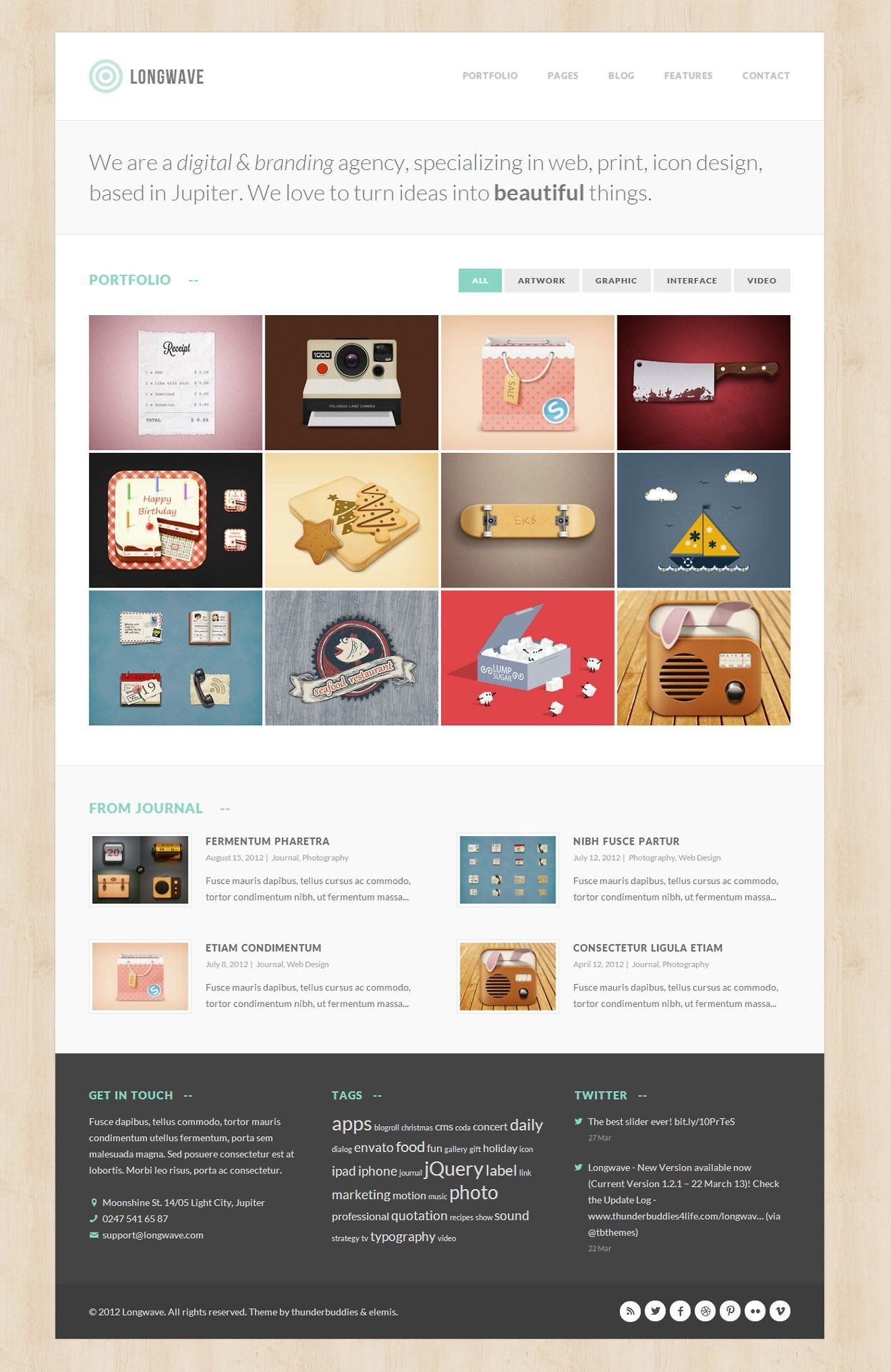 005 Surprising Iran Free One Page Psd Website Template Highest Quality Full