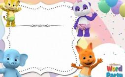 005 Surprising Microsoft Word Birthday Invitation Template Image  Templates Halloween 50th