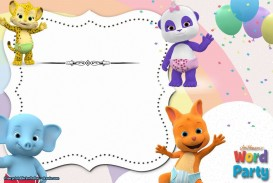 005 Surprising Microsoft Word Birthday Invitation Template Image  Editable 50th 60th