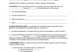 005 Surprising Payment Plan Agreement Template Example  Free