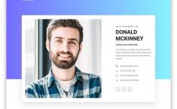 005 Surprising Personal Portfolio Template Free Download Design  Psd Powerpoint