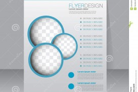 005 Top Busines Flyer Template Free Download Example  Photoshop Training Design