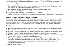 005 Top College Application Essay Outline Example Picture  Admission Format Heading Narrative Template