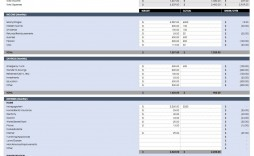 005 Top Excel Monthly Budget Template Photo  With Due Date Free Download