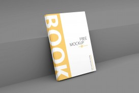 005 Top Free Download Book Cover Design Template Psd High Resolution