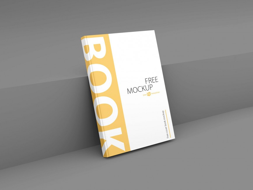 005 Top Free Download Book Cover Design Template Psd High Resolution 868