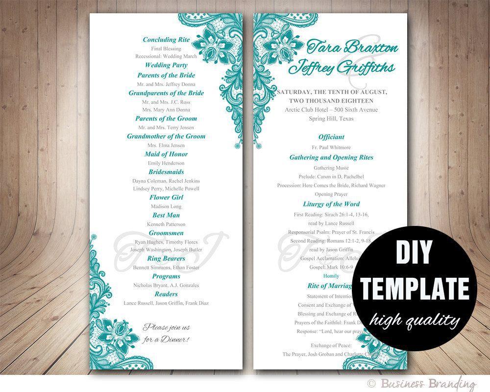 005 Top Free Download Template For Wedding Program High Def  ProgramsFull