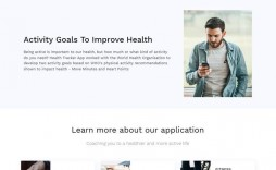 005 Top Free One Page Website Template Download Html With Cs High Definition  Css Simple