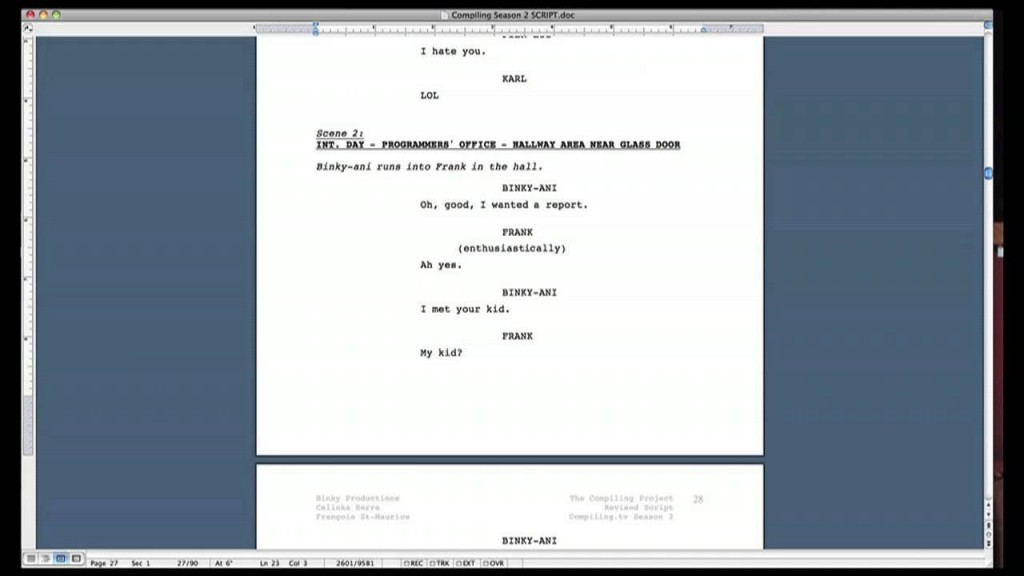 005 Top How To Use Microsoft Word Screenplay Template High Definition Large