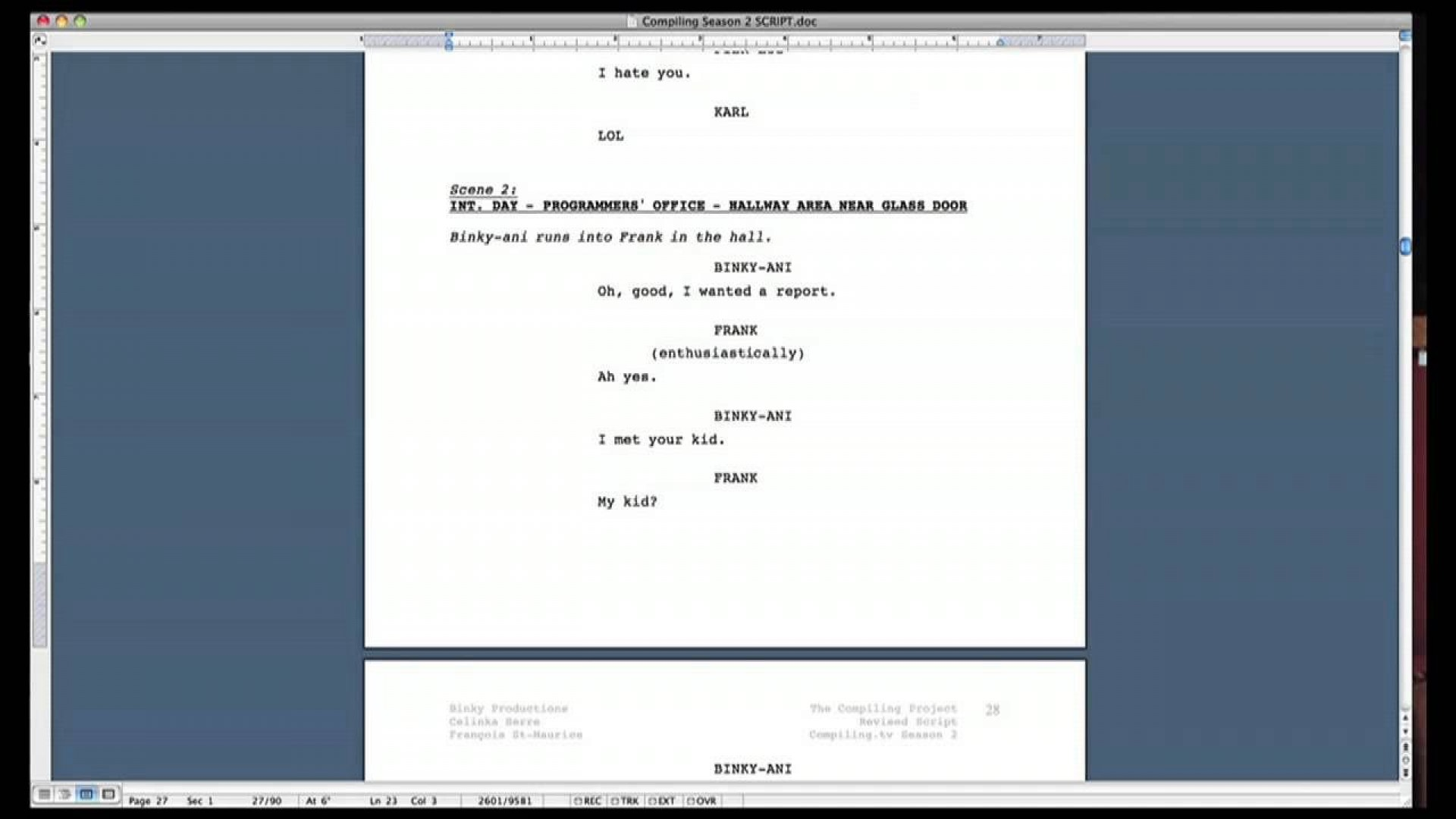 005 Top How To Use Microsoft Word Screenplay Template High Definition 1920