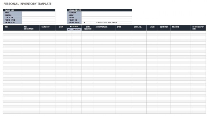 005 Top Inventory Tracking Excel Template High Resolution  Retail Tracker Microsoft728