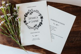 005 Top Wedding Order Of Service Template Free Inspiration  Front Cover Download Church