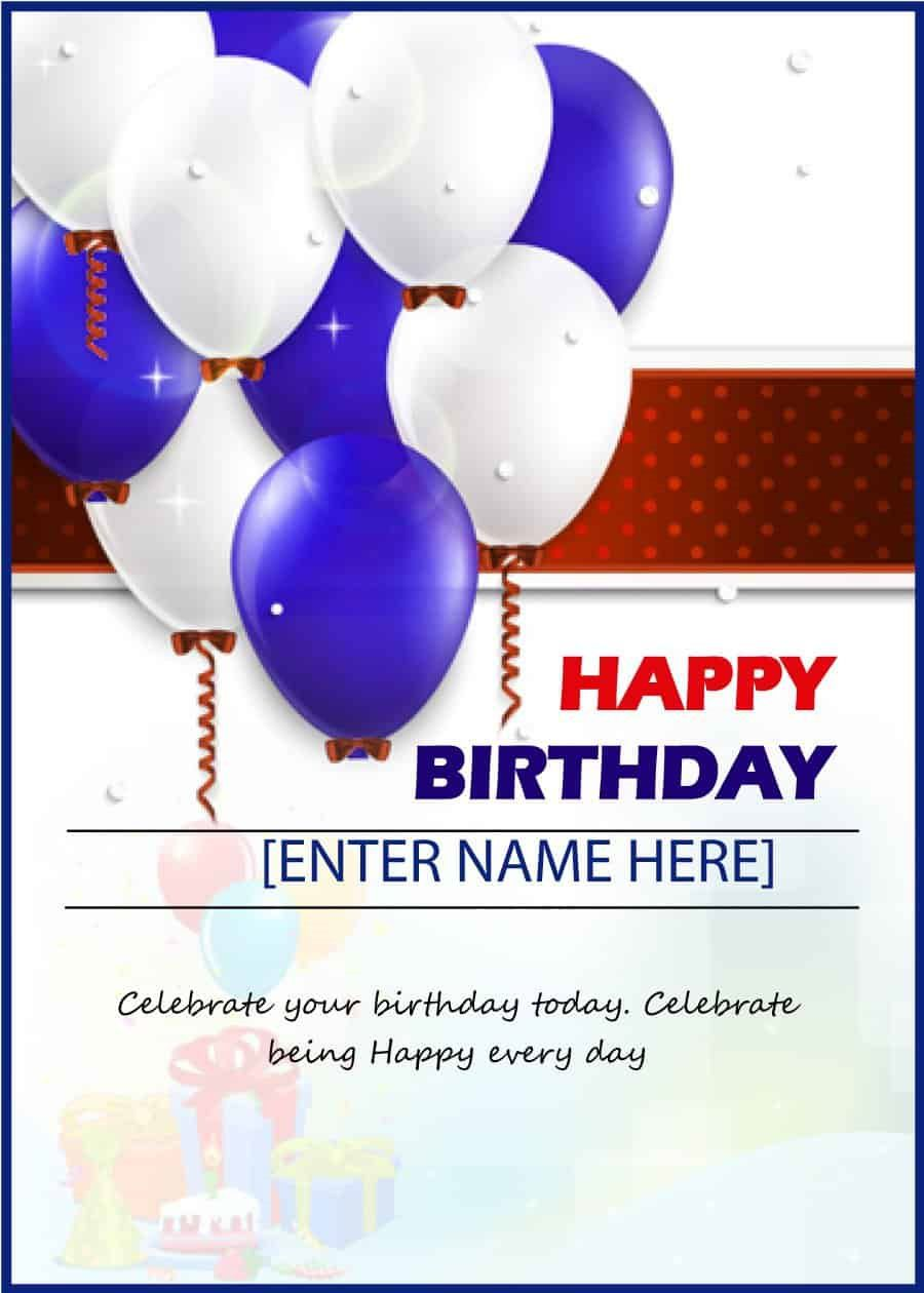 005 Unbelievable Birthday Card Template For Microsoft Word Concept  Free Greeting LayoutFull