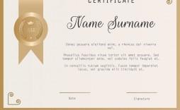 005 Unbelievable Blank Award Certificate Template Sample  Printable Math Editable Free