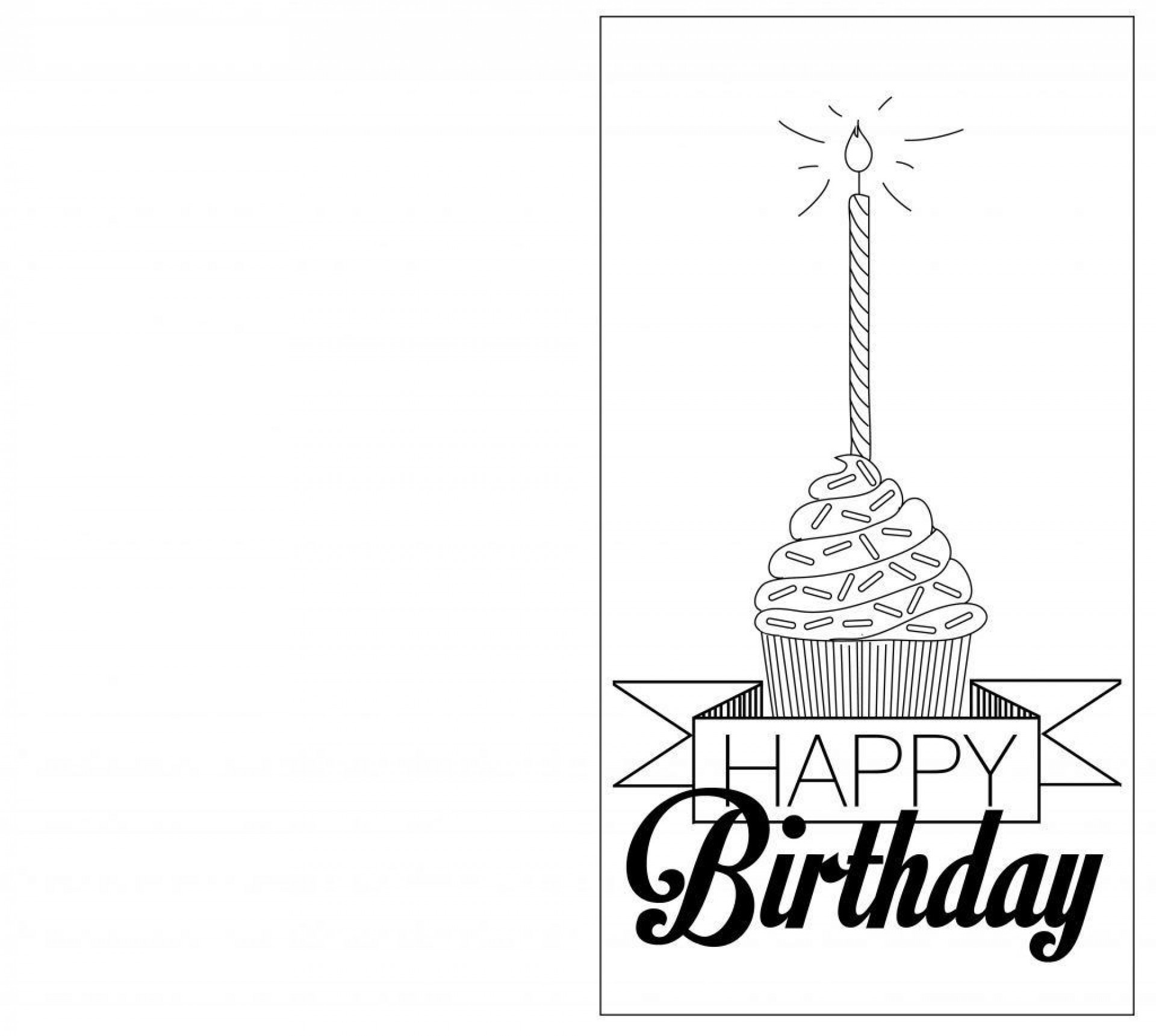 005 Unbelievable Free Printable Birthday Card Template For Mac Inspiration 1920