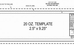 005 Unbelievable Free Wedding Template For Word Water Bottle Label Example  Labels