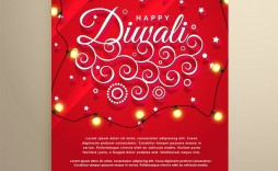 005 Unforgettable Diwali Party Invite Template Free Highest Quality